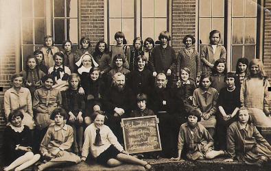 Schoolretraite 1929